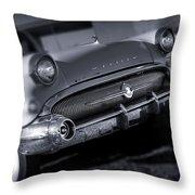 Classic Buick Throw Pillow