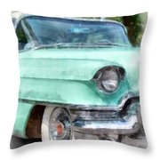 Classic Caddy Throw Pillow
