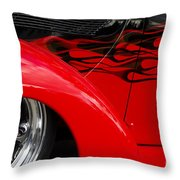 Classic Cars Beauty By Design 11 Throw Pillow