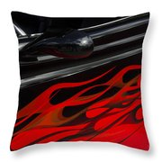 Classic Cars Beauty By Design 12 Throw Pillow