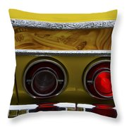 Classic Cars Beauty By Design 14 Throw Pillow