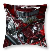 Classic Cars Beauty By Design 15 Throw Pillow
