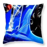 Classic Cars Beauty By Design 3 Throw Pillow