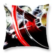 Classic Cars Beauty By Design 4 Throw Pillow