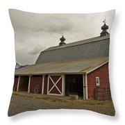 Classic Colorado Country  Throw Pillow