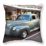 Classic Custom Coup Throw Pillow