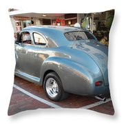 Classic Custom Coupe Throw Pillow