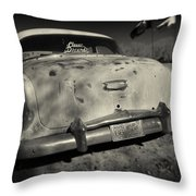 Classic Dreams Throw Pillow