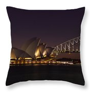 Classic Elegance Throw Pillow