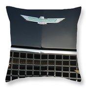 Classic Ford Thunderbird Throw Pillow