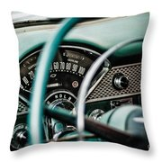 Classic Interior Throw Pillow
