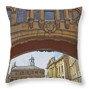 Classic Oxford Textured Throw Pillow