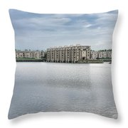 Classic Saint Quentin En Yvelines Throw Pillow