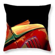Classic Sport Throw Pillow