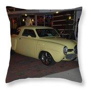 Classic Studebaker Throw Pillow
