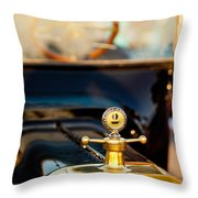 Classic T Throw Pillow
