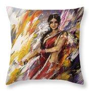 Classical Dance Art 14 Throw Pillow