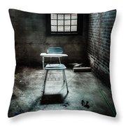 Classroom - School - Class For One Throw Pillow by Gary Heller