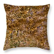 Clean Stream 3 - Featured 3 Throw Pillow