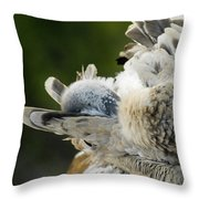 Clean Up Time Throw Pillow