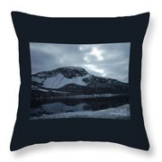 Clear Promise Throw Pillow