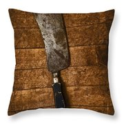 Cleaver Throw Pillow