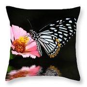 Cliche Throw Pillow by Lois Bryan