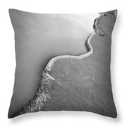 Clinch River Throw Pillow