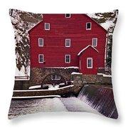 Clinton Mill Throw Pillow