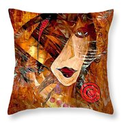 Clip 0360 Marucii Throw Pillow