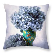 Cloisonne  Throw Pillow