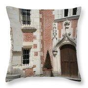 Clos-luce  Amboise  Throw Pillow