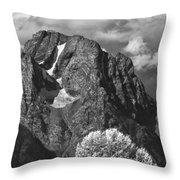 Cloud Bank Throw Pillow