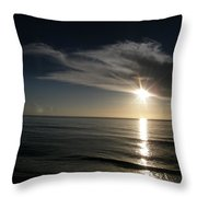 Cloud Cover Throw Pillow