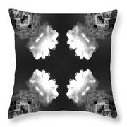 Cloud Generator Throw Pillow
