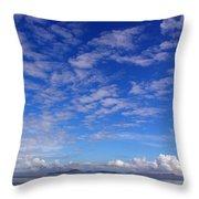 Cloud N Sky 3 Throw Pillow