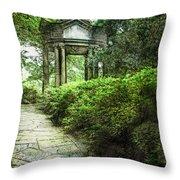 Cloud Pavilion Lux Hp Throw Pillow
