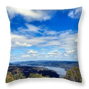 Cloud Pockets Throw Pillow