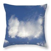 Cloud Series 12 Throw Pillow