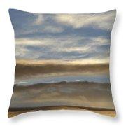 Cloud Series 25 Throw Pillow