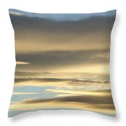 Cloud Series 27 Throw Pillow