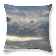 Cloud Series 43 Throw Pillow