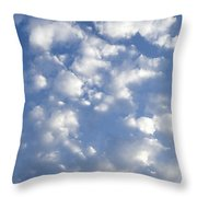 Cloud Series 7 Throw Pillow