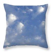 Cloud Series 8 Throw Pillow
