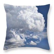 Cloud Study 114 Throw Pillow