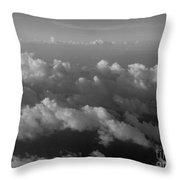 Cloudcaps Throw Pillow