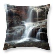 Cloudland Falls Throw Pillow