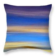 Clouds 288 Throw Pillow