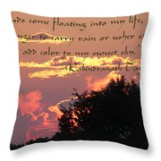 Clouds - Featured In Beauty Captured Group Throw Pillow