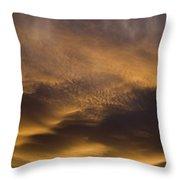 Clouds IIi Throw Pillow